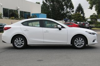 2018 Mazda 3 BN5278 Maxx SKYACTIV-Drive Sport White Pearl 6 Speed Sports Automatic Sedan.