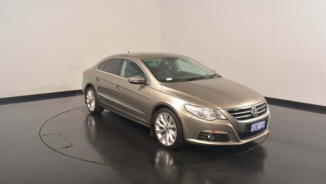 Used Volkswagen Passat Type 3CC MY10 V6 FSI DSG 4MOTION CC, 2010 Volkswagen Passat Type 3CC MY10 V6 FSI DSG 4MOTION CC Autumn Brown 6 Speed