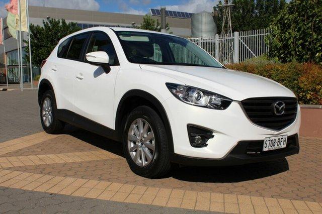 Used Mazda CX-5 KE1022 Maxx SKYACTIV-Drive AWD Sport, 2014 Mazda CX-5 KE1022 Maxx SKYACTIV-Drive AWD Sport White 6 Speed Sports Automatic Wagon
