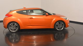 2016 Hyundai Veloster FS4 Series II Coupe D-CT Vitamin C 6 Speed Sports Automatic Dual Clutch