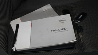 2010 Nissan Navara D40 RX Blue 6 Speed Manual Utility