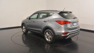 2016 Hyundai Santa Fe DM3 MY16 Active Titanium Silver 6 Speed Sports Automatic Wagon.