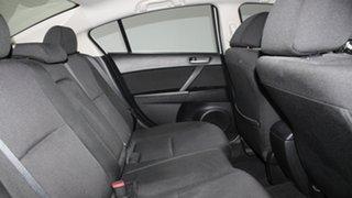 2013 Mazda 3 BL10F2 MY13 Neo White 6 Speed Manual Sedan