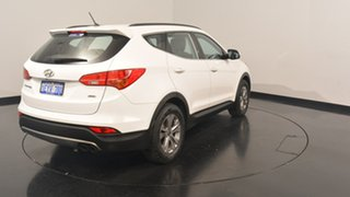 2015 Hyundai Santa Fe DM2 MY15 Active Cream 6 Speed Sports Automatic Wagon