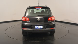 2010 Volkswagen Tiguan 5N MY10 125TSI 4MOTION Deep Black Pearl Effect 6 Speed Manual Wagon