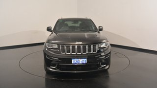 2014 Jeep Grand Cherokee WK MY15 SRT Brilliant Black 8 Speed Sports Automatic Wagon