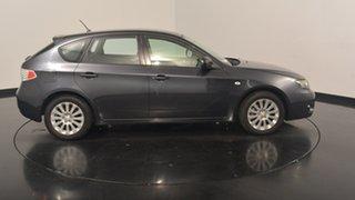 2008 Subaru Impreza G3 MY08 RX AWD Grey 5 Speed Manual Hatchback