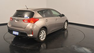 2013 Toyota Corolla ZRE182R Ascent Sport S-CVT Bronze 7 Speed Constant Variable Hatchback