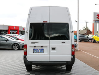 2011 Ford Transit VM 350 High Roof LWB White 6 Speed Manual Van