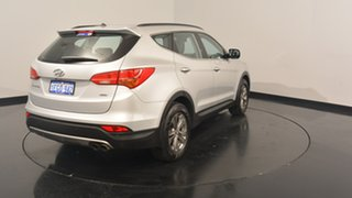 2013 Hyundai Santa Fe DM MY13 Active Sleek Silver 6 Speed Sports Automatic Wagon