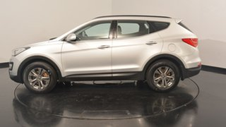 2013 Hyundai Santa Fe DM MY13 Active Sleek Silver 6 Speed Sports Automatic Wagon.