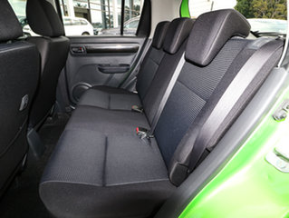 2010 Suzuki Swift RS415 S Green 5 Speed Manual Hatchback