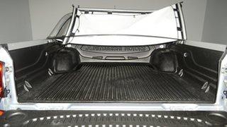 2015 Mitsubishi Triton MN MY15 GLX-R Double Cab Cool Silver 5 Speed Manual Utility