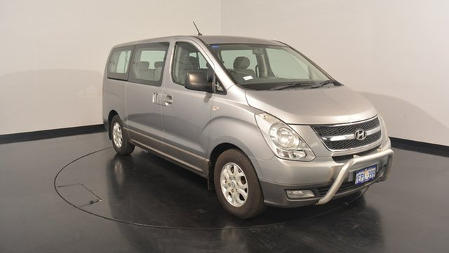 Used Hyundai iMAX TQ-W MY11 , 2011 Hyundai iMAX TQ-W MY11 Hyper Silver 5 Speed Automatic Wagon