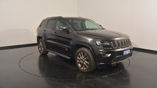 2016 Jeep Grand Cherokee WK MY16 75th Anniversary Grey 8 Speed Sports Automatic Wagon.