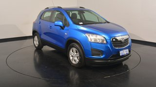 2016 Holden Trax TJ MY16 LS Blue 6 Speed Automatic Wagon