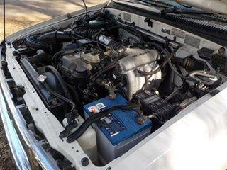 1998 Toyota Hilux RZN154R Xtra Cab 4x2 White 4 Speed Automatic Utility
