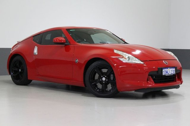 Used Nissan 350Z Z33 MY07 Touring, 2009 Nissan 350Z Z33 MY07 Touring Red 5 Speed Automatic Coupe