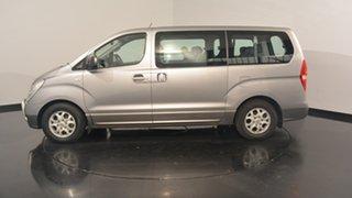 2011 Hyundai iMAX TQ-W MY11 Hyper Silver 5 Speed Automatic Wagon.