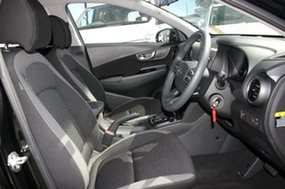 2017 Hyundai Kona OS MY18 Active 2WD Phantom Black 6 Speed Sports Automatic Wagon
