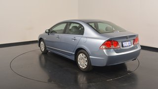 2008 Honda Civic 8th Gen MY08 VTi Blue 5 Speed Automatic Sedan.