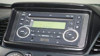 2012 Mitsubishi Triton MN MY12 GLX White 5 Speed Manual Cab Chassis