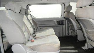 2011 Hyundai iMAX TQ-W MY11 Hyper Silver 5 Speed Automatic Wagon