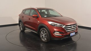 2016 Hyundai Tucson TL MY17 Active X 2WD Ruby Wine 6 Speed Sports Automatic Wagon.
