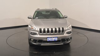 2015 Jeep Cherokee KL MY15 Limited Dark Grey 9 Speed Sports Automatic Wagon