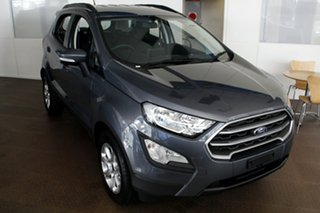 2018 Ford Ecosport BL Trend Moondust Silver 6 Speed Automatic Wagon.