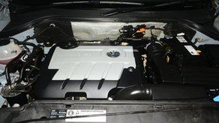 2010 Volkswagen Tiguan 5N MY10 103TDI 4MOTION Reflex Silver 6 Speed Manual Wagon