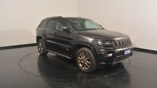 2016 Jeep Grand Cherokee WK MY16 75th Anniversary Grey 8 Speed Sports Automatic Wagon