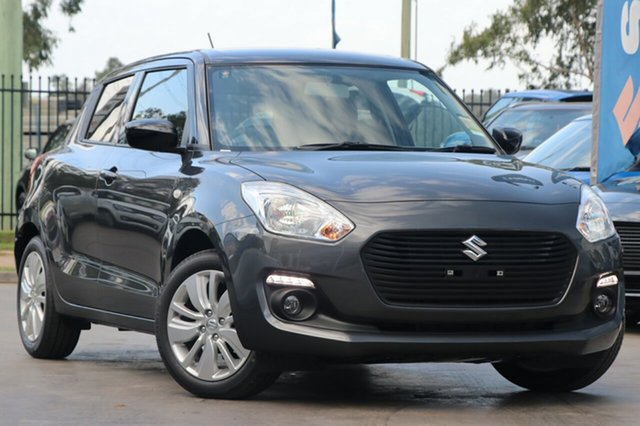 New Suzuki Swift AZ Series II GL Navigator Maitland, 2021 Suzuki Swift AZ Series II GL Navigator Mineral Grey 1 Speed Constant Variable Hatchback