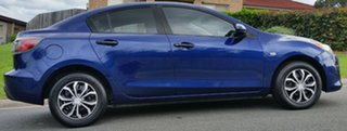 2009 Mazda 3 BL10F1 Neo Activematic Blue 5 Speed Sports Automatic Sedan