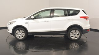 2015 Ford Kuga TF MY15 Ambiente 2WD White 6 Speed Sports Automatic Wagon.