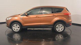 2013 Ford Kuga TF Ambiente AWD Burnished Glow 6 Speed Sports Automatic Wagon.