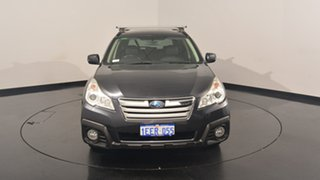 2013 Subaru Outback B5A MY13 2.5i Lineartronic AWD Premium Grey 6 Speed Constant Variable Wagon