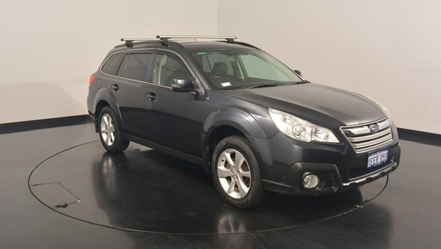 Used Subaru Outback B5A MY13 2.5i Lineartronic AWD Premium, 2013 Subaru Outback B5A MY13 2.5i Lineartronic AWD Premium Grey 6 Speed Constant Variable Wagon