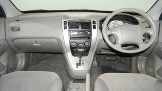 2008 Hyundai Tucson JM MY09 City Elite Black 4 Speed Sports Automatic Wagon