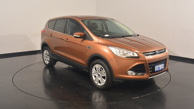 Used Ford Kuga TF Ambiente AWD, 2013 Ford Kuga TF Ambiente AWD Burnished Glow 6 Speed Sports Automatic Wagon