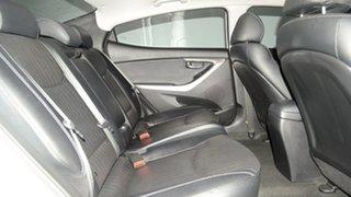 2012 Hyundai Elantra MD Premium White 6 Speed Sports Automatic Sedan
