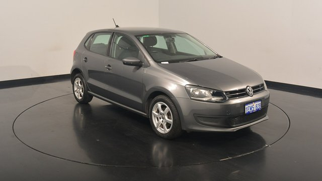 Used Volkswagen Polo 6R MY14 77TSI DSG Comfortline, 2014 Volkswagen Polo 6R MY14 77TSI DSG Comfortline Pepper Grey 7 Speed Sports Automatic Dual Clutch