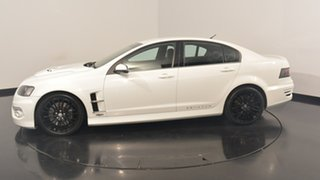 2012 Holden Special Vehicles Senator E Series 3 MY12 Signature White 6 Speed Sports Automatic Sedan.