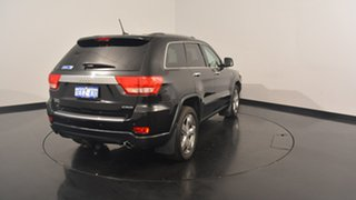 2013 Jeep Grand Cherokee WK MY2013 Limited Brilliant Black 5 Speed Sports Automatic Wagon