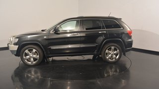2013 Jeep Grand Cherokee WK MY2013 Limited Brilliant Black 5 Speed Sports Automatic Wagon.