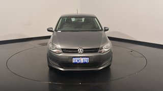 2014 Volkswagen Polo 6R MY14 77TSI DSG Comfortline Pepper Grey 7 Speed Sports Automatic Dual Clutch