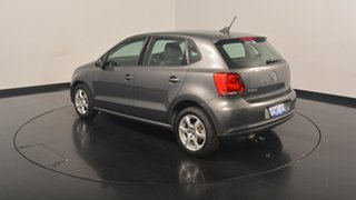 2014 Volkswagen Polo 6R MY14 77TSI DSG Comfortline Pepper Grey 7 Speed Sports Automatic Dual Clutch.