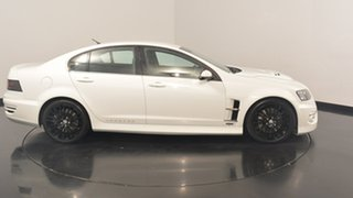 2012 Holden Special Vehicles Senator E Series 3 MY12 Signature White 6 Speed Sports Automatic Sedan