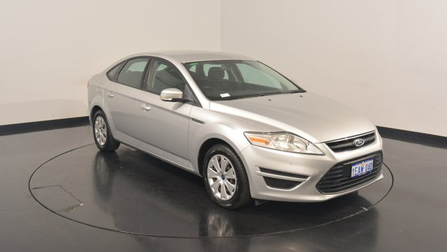 Used Ford Mondeo MC LX PwrShift TDCi, 2012 Ford Mondeo MC LX PwrShift TDCi Silver 6 Speed Sports Automatic Dual Clutch Hatchback