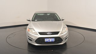 2012 Ford Mondeo MC LX PwrShift TDCi Silver 6 Speed Sports Automatic Dual Clutch Hatchback